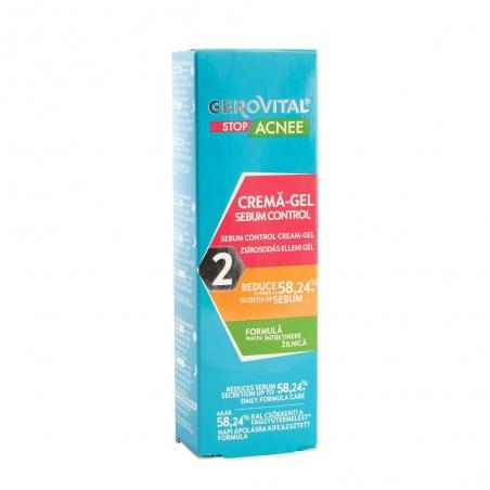 Purifying Sebum Control Cream