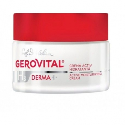 Active Moisturizing Cream 24h