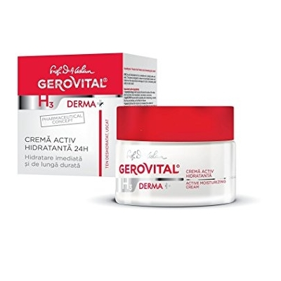 Active Moiturizing 24h Cream