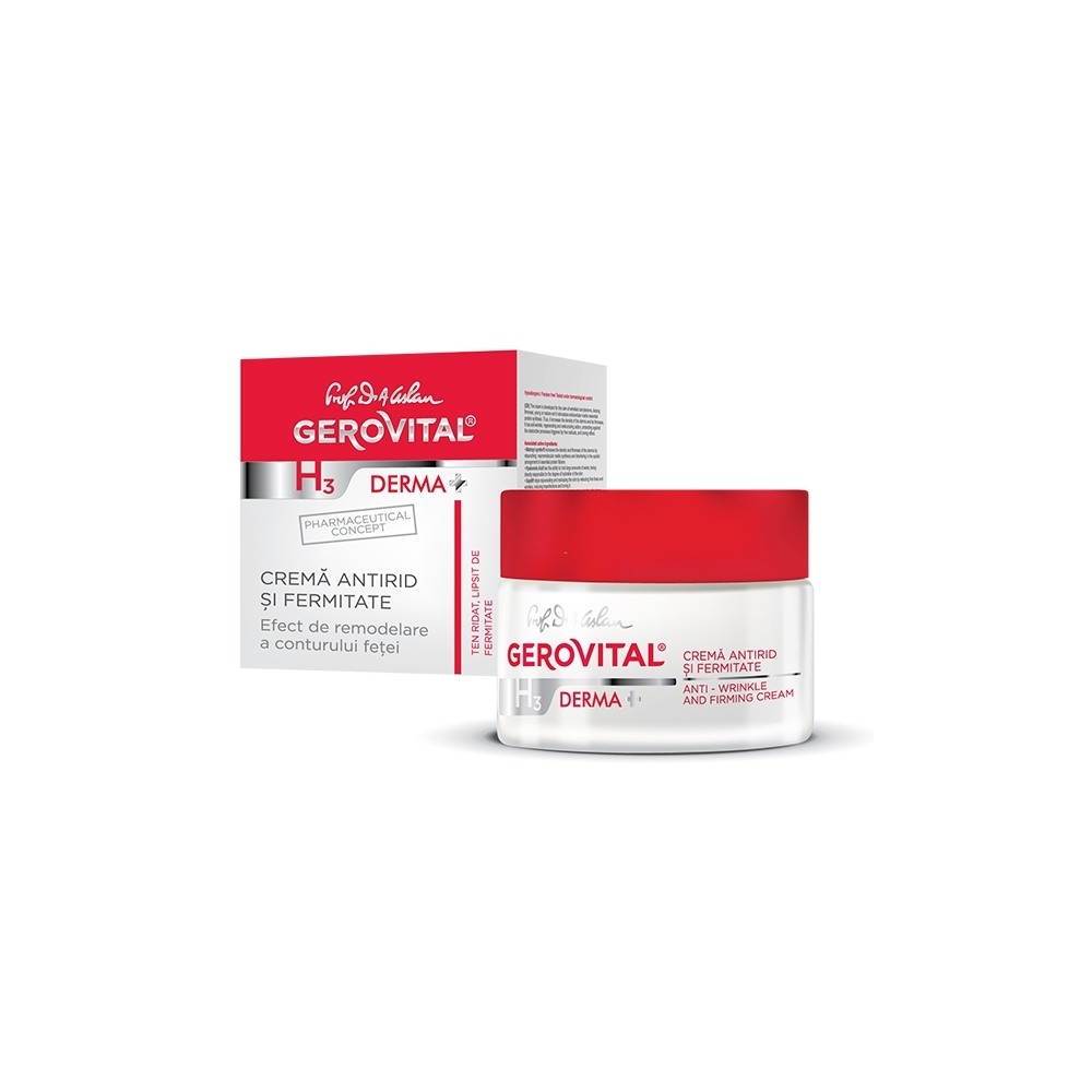 Anti-Wrinkle and Firming Cream 50 ml