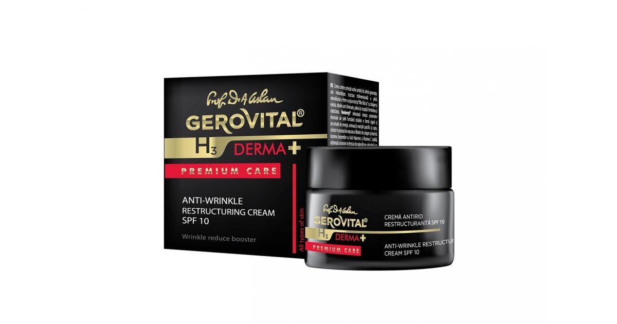 Anti Wrinkle Restructuring Cream SPF10