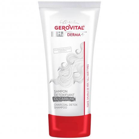șampon de detoxifiere